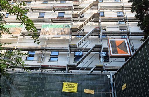 Sanierung des Kolpinghauses verzögert sich