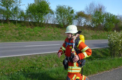Einen Testlauf von 150 Kilometern hat sie schon absolviert. Der nächste Schritt... Foto: privat