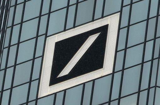 Die Deutsche Bank muss liefern