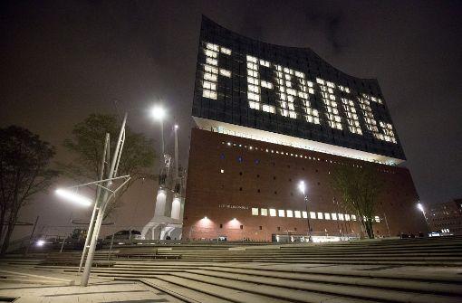 Sehen Sie die Eröffnung der Elbphilharmonie im Livestream