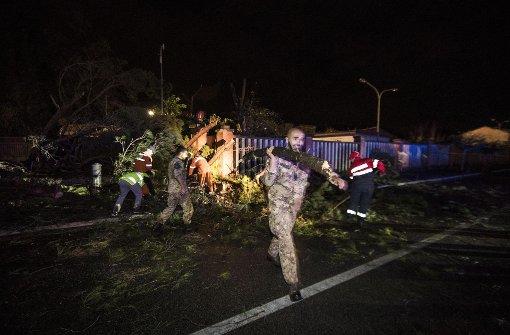 Zwei Tote bei Tornado