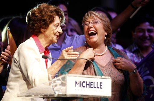 Bachelet will Reformen durchsetzen