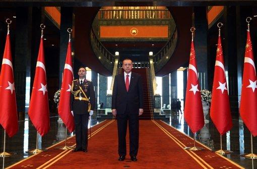 Erdogan versteht keinen Spaß
