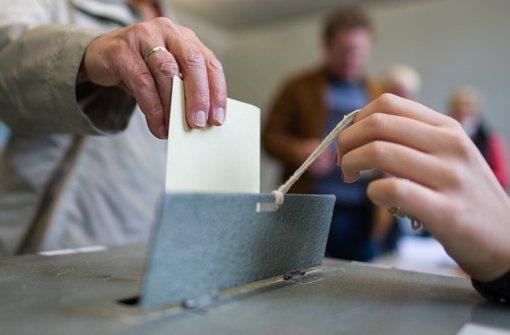Grüne jubeln, CDU und SPD geknickt