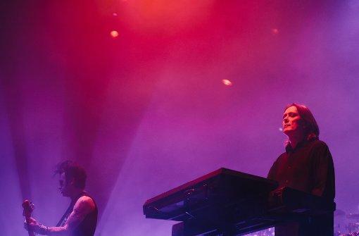 Sechzehn Jahre ist es her, dass die britische Band The Cure zuletzt in Stuttgart gastierte. Foto: Lichtgut/Verena Ecker