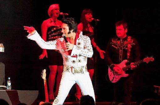 Neue Show des Stuttgarter Elvis
