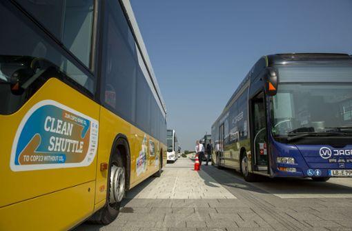 Wird der Bus die neue S-Bahn?