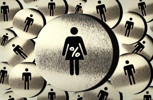 Kommunalpolitik ist noch Männersache