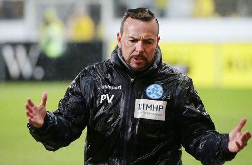Trainer Paco Vaz tritt bei den Stuttgarter Kickers zurück