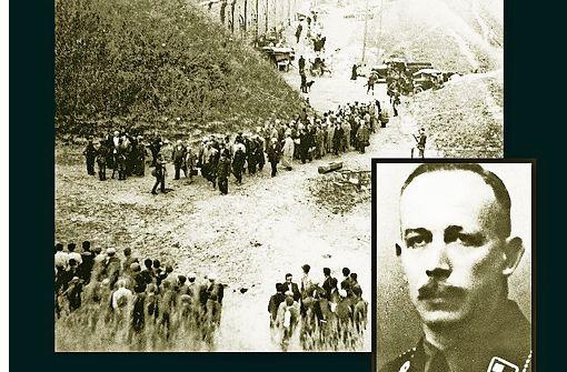 Karl Jäger hat Hundertausende Juden ermordet