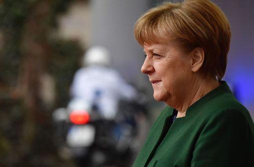 Merkel spricht über Migrationspolitik und Libyen