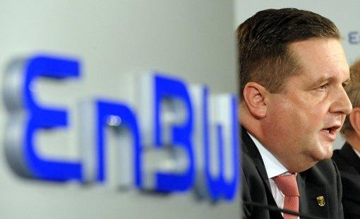 Der damalige Ministerpräsident Stefan Mappus hatte  im Herbst 2010 den  fünf Milliarden Euro teuren Deal heimlich vorbereitet und in der Nacht auf 6. Dezember 2010 mit Hilfe des überraschten Finanzministers Willi Stächele endgültig vollzogen. Foto: dpa