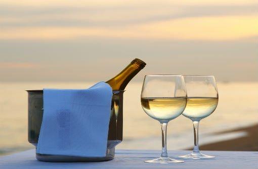 Weißer Portwein