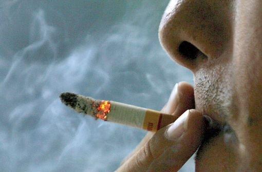 Rauchen soll teurer werden