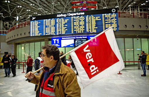 Flughafenchef kritisiert Extremposition
