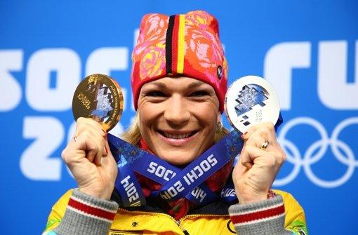 """""""Maria ist ein alpiner Superstar"""""""