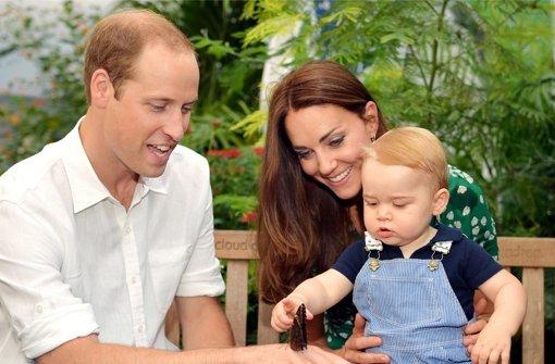 Prinz William fliegt wieder - was wohl seine Frau Kate dazu sagt? Foto: dpa/John Stillwell