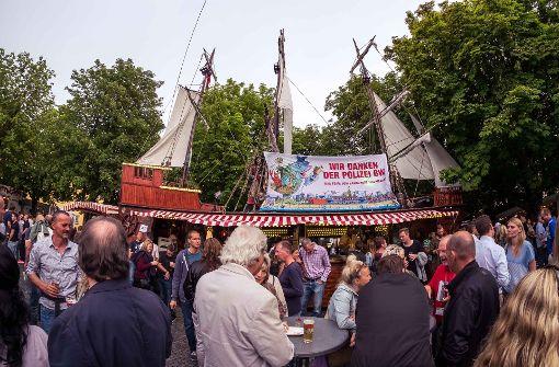Hamburger  Fischmarkt ist klar zum Auslaufen