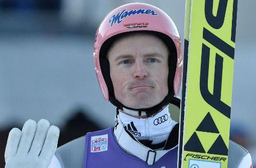 Saison-Aus für Skisprung-Weltmeister Freund