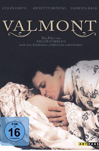 """Jetzt in einer aufgefrischten Version auf DVD: Miloš Formans """"Valmont"""". In der 1989 in den Kinos gezeigten Filmversion des Briefromans """"Gefährliche Liebschaften"""" von Pierre-Ambroise-François Choderlos de Laclos ist Colin Firth als Titelheld zu sehen. Foto: Verleih"""