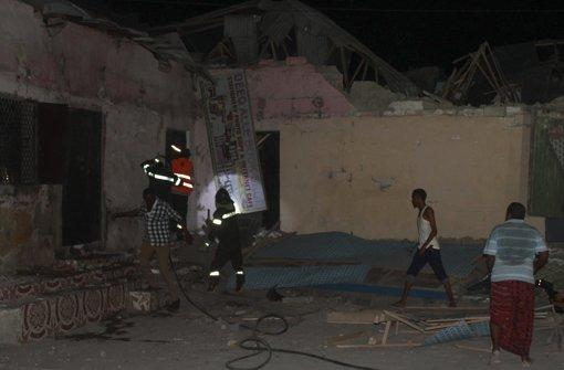 In einem Hotel in Mogadischu kamen bei einem Angriff 14 Menschen ums Leben. Foto: dpa