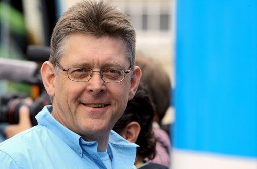 Die Angst vor Autos fährt bei Radprofis immer mit: Auch der frühere Trainer und Teamchef Hans-Michael Holczer hat schon schlimmer Erfahrungen gemacht. Foto: dpa