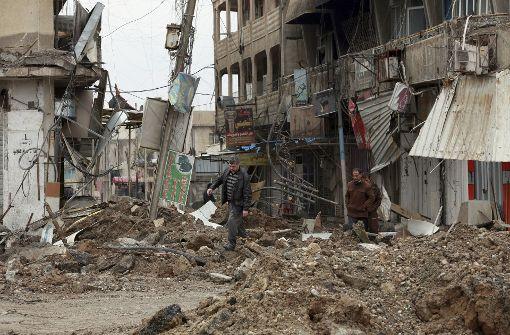 Ermittler identifizieren mutmaßliche IS-Bräute im Irak