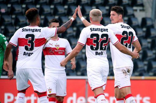 VfB gewinnt zwei Testspiele - Gomez erzielt Doppelpack gegen Fürth