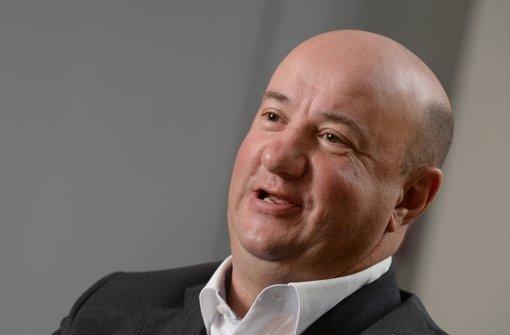 Daimler-Betriebsratschef Michael Brecht Foto: dpa