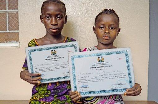 Ebolafrei – und doch versehrt