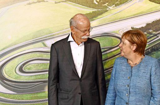 Wo Daimler das  Auto neu erfinden will