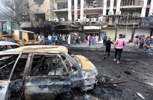 USA wollen Anti-IS-Kampf vorantreiben