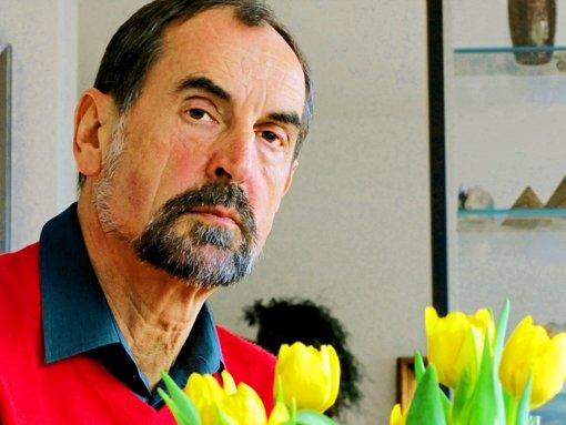 Er sagt, er habe es nicht immer leicht gehabt: Reinhold Carle. Foto: Judith A. Sägesser