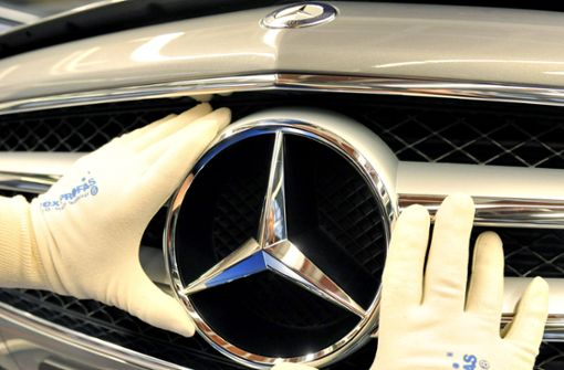 Daimler und Porsche rutschen ab