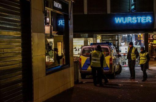 Sicherheitsbeamte sind nach Angaben der Polizei auf einen 53-Jährigen aufmerksam geworden. Foto: SDMG