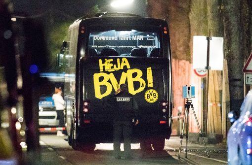 Neue Details zum Anschlag auf den BVB-Bus