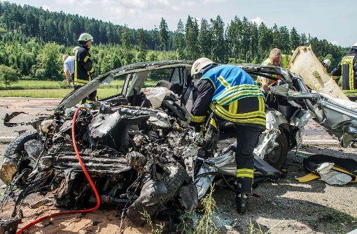 28-Jähriger stirbt bei Frontalcrash mit Lkw