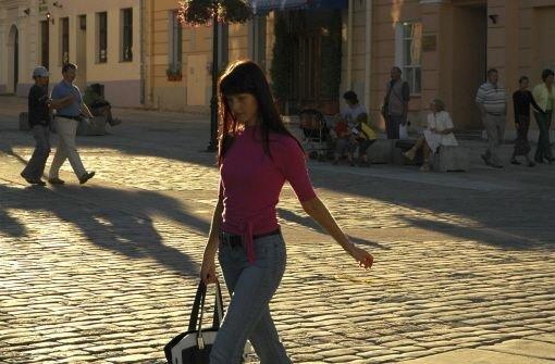 Tartu ist eine junge Stadt. Und ziemlich gut aussehend. Foto: Kay Maeritz/Look-Foto
