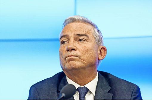 Innenminister Thomas Strobl fordert Spontanhaft