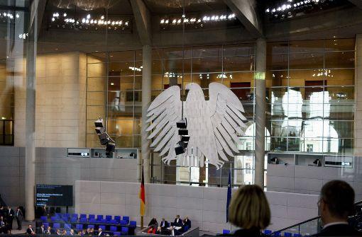 11 Fakten zum neuen Bundestag