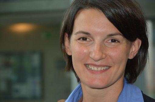 Irene Mihalic, die innenpolitische Grünen-Sprecherin im Bundestag. Foto: Grüne