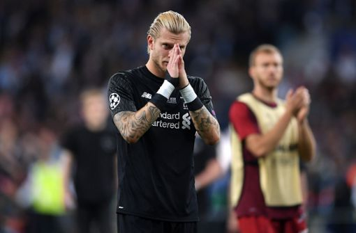 Loris Karius entschuldigt sich für Blackout gegen Real Madrid