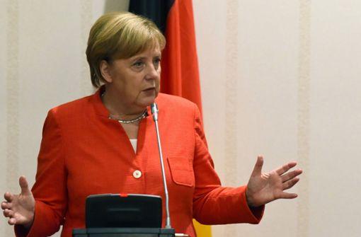 Merkel will nach Chemnitz kommen