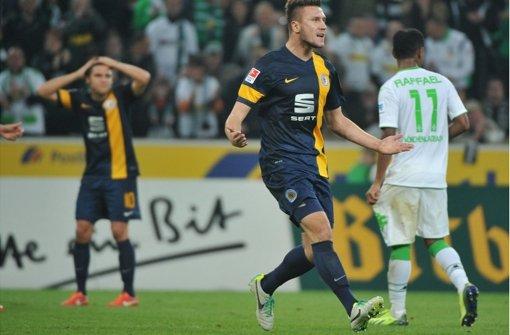 Ermin Bicakcic trifft am Sonntag auf seinen Ex-Klub VfB Stuttgart. Foto: dpa