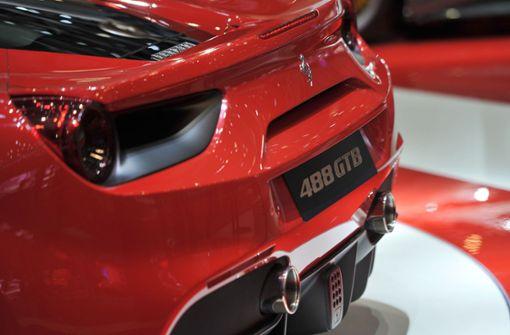 Ferrari-Fahrer rast mit 265 km/h durch Nordfrankreich