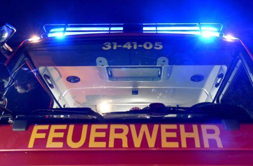 Feuerwehr rettet 58-Jährigen vom stillen Örtchen