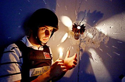 Kriegstourismus in Sarajevo