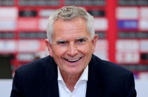 Wolfgang Dietrich ist seit 2016 Präsident des VfB Stuttgart Foto: Baumann