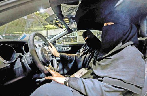 Autofahren – die neue Freiheit der saudischen Frauen