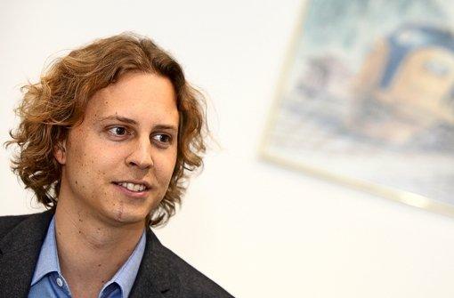 Seit Sommer ist Florian Sieber neben Wolfrad Bächle Märklin-Geschäftsführer. Foto: Reich